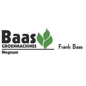 Baas Groenmachines logo