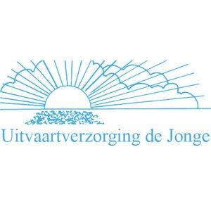 Uitvaartverzorging de Jonge logo