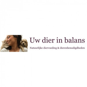 Uw Dier in Balans logo