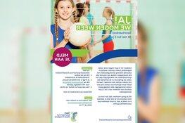 JA! We mogen weer! Sportaanbod voor kinderen tot en met 12 jaar in Enkhuizen