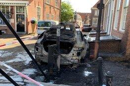 Getuigen gezocht van autobrand