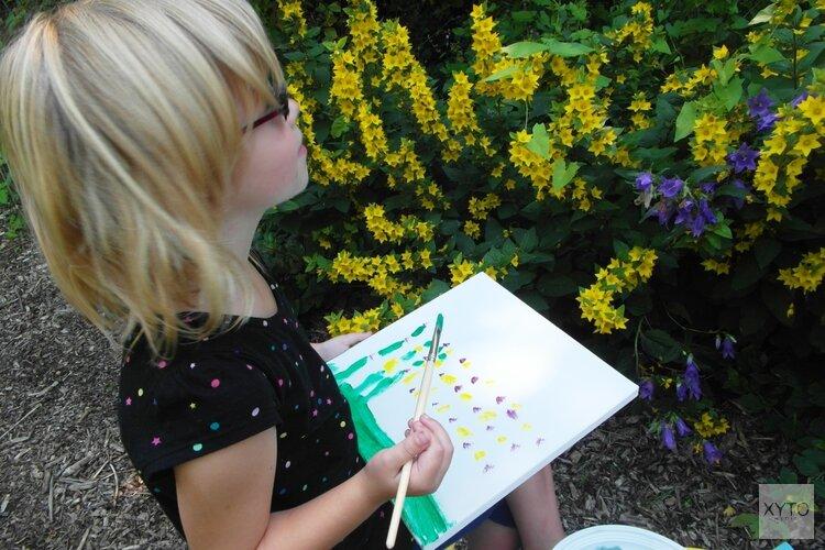 Workshop Schilderen in de natuur