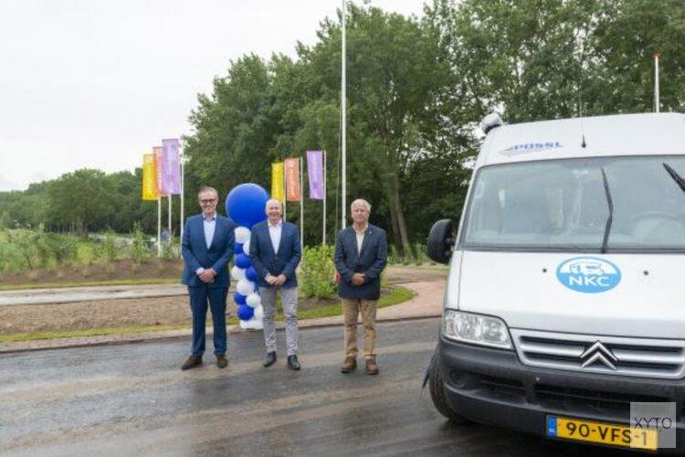 Feestelijke opening camping en camperplaats Enkhuizerstrand