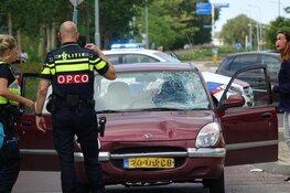 Fietser zwaargewond in Grootebroek