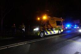 Auto te water bij Venhuizen na politie-achtervolging
