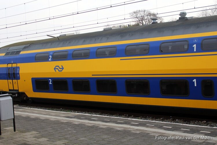Treinverkeer tussen Hoorn en Enkhuizen ligt stil na aanrijding