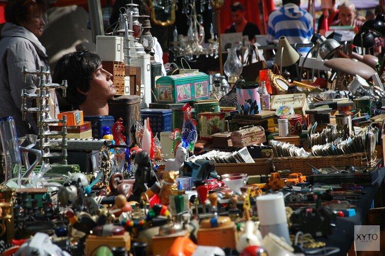 Open huis in Kwakershof met rommelmarkt
