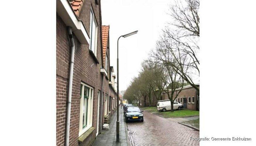 Vervanging straatverlichting plan Zuid