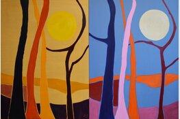 Expositie: 'Dageraad' bij  galerie Onopgemerkte Schatten