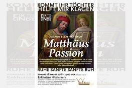 Matthäus Passion 2018