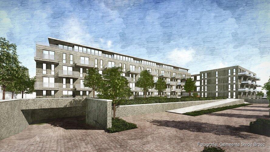 Handtekeningen gezet voor nieuwbouw Middenweg