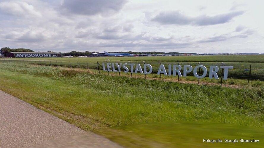 Besluit Lelystad Airport een jaar uitgesteld