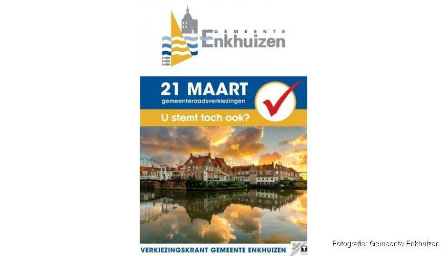 Verkiezingskrant online