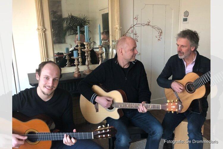 De aftrap van de vernieuwde gitaarsalon serie in De Drom