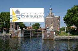 Voorlopige uitslag raadsverkiezing Enkhuizen