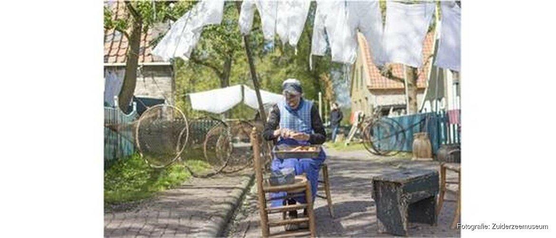 Buitenmuseum Zuiderzeemuseum weer geopend