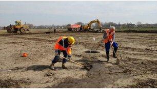 Onderzoek naar een dorpje uit de bronstijd in Grootebroek