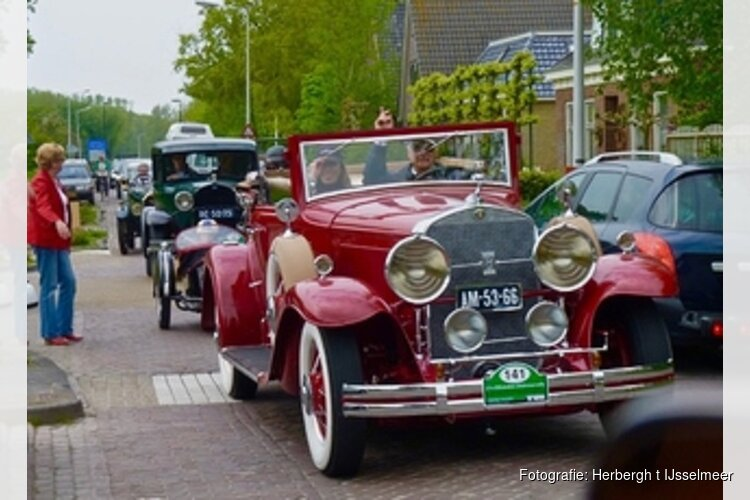 Autopuzzeltocht vanuit Oosterleek