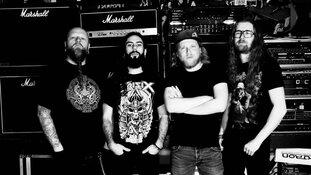 Degenerate en Cacatory op 9 juni op Whiplash Metal Meeting in Cayen
