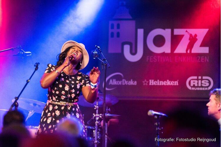 Jazz Festival Enkhuizen ook op zondag in de zon