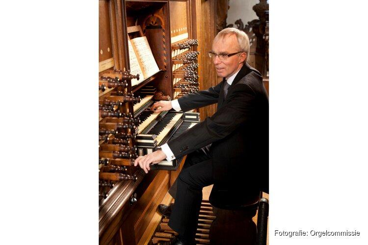 Orgelconcert Jaap Zwart in de Hervormde kerk Venhuizen op 6 juli a.s.