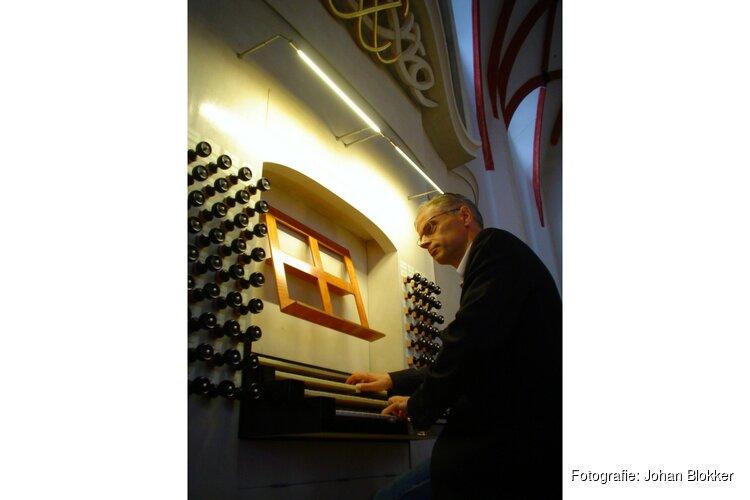 Zomer-orgelconcert in de Hervormde kerk Venhuizen