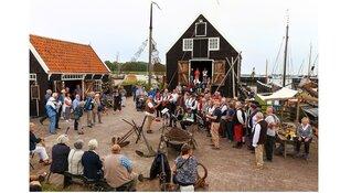 Vlootschouw en Maritiem festival in het Zuiderzeemuseum