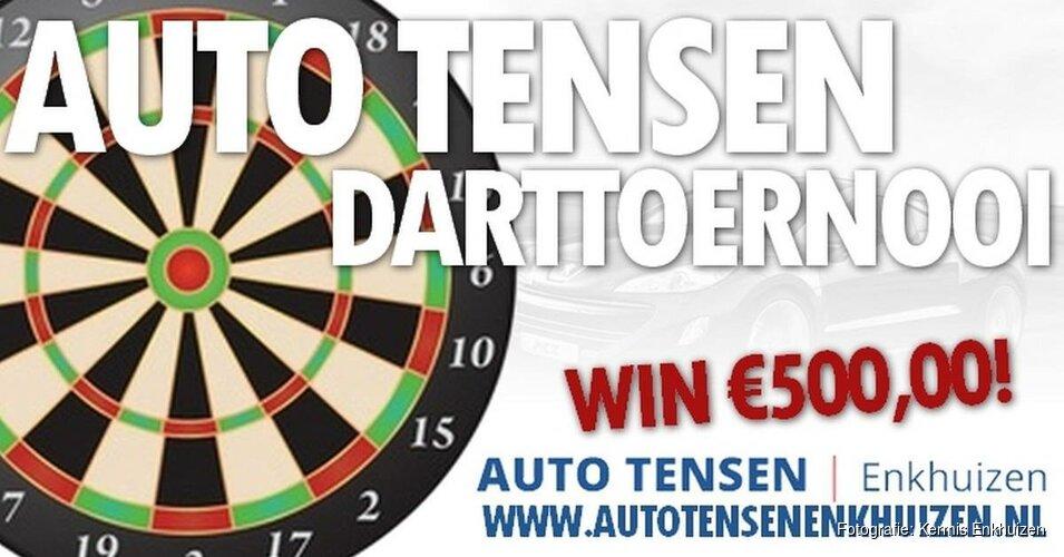 Auto Tensen Darttoernooi 2018