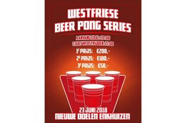 Westfriese Beer Pong Series 2018