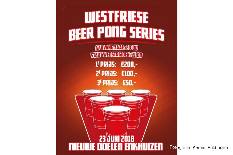 Westfriese Beer Pong Series 2018