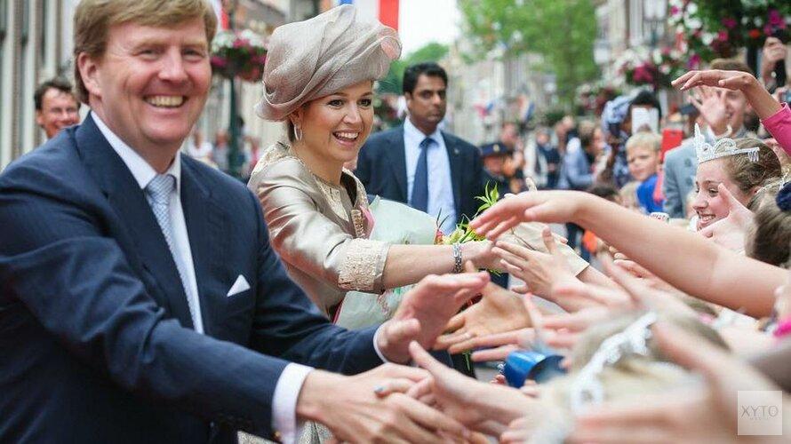 Koningspaar in West-Friesland: Zie NH Nieuws voor liveblog en beelden