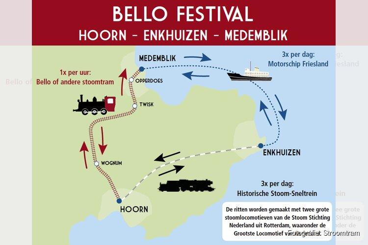 Bello Festival: 7 & 8 juli