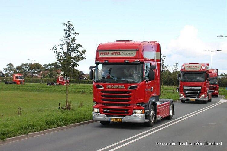 Truckrun Westfriesland