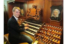 Orgelconcert Leendert Verduijn in Hervormde kerk Venhuizen op 20 juli a.s.