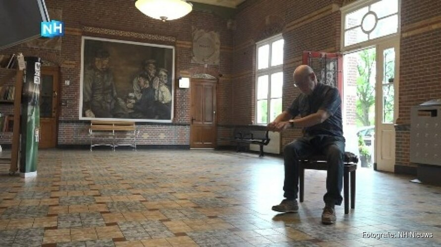 Het blijft stil in stationshal Enkhuizen: piano komt er niet