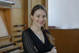 Piano en orgelconcert door Lidia Ksiazkiewicz  in Hervormde kerk Venhuizen op 9 augustus