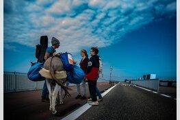 Tjerk Ridder – 'Bonne route ' – Verslag van een reiziger met zijn ezeltje lodewijk