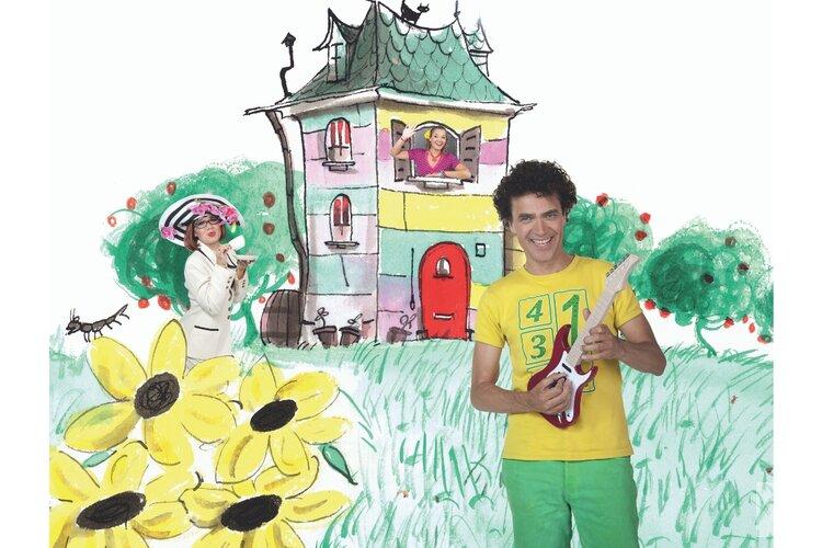 Huis-, tuin- en keukenavonturen van Dirk Scheele