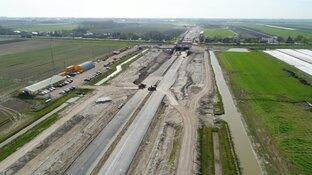 Westfrisiaweg op 30 november eindelijk officieel open voor verkeer