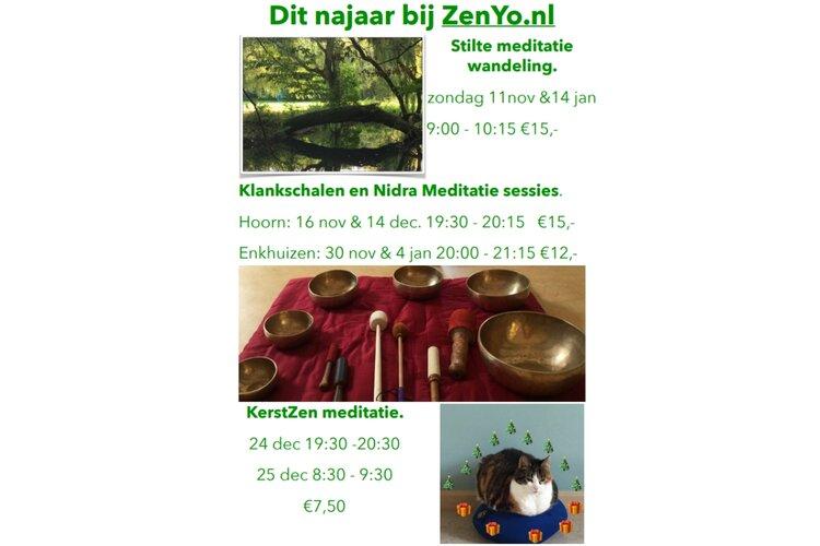 Dit najaar bij ZenYo.nl!