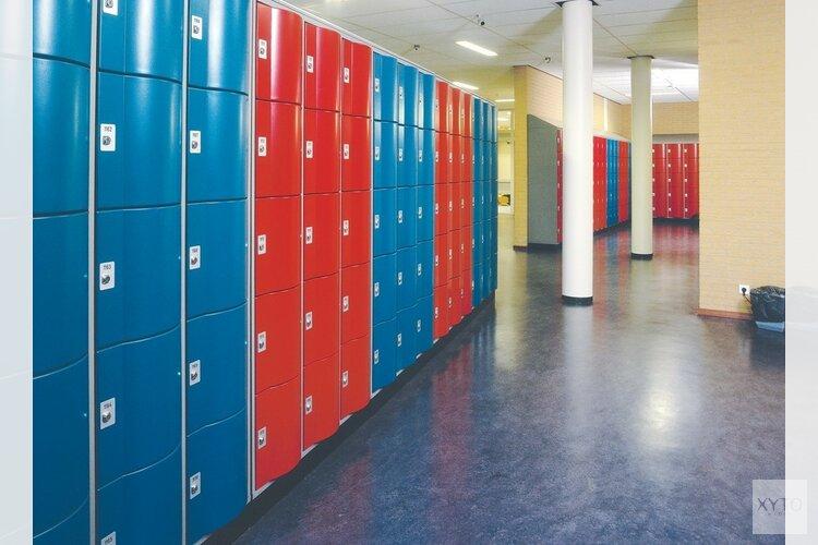 Kluisjescontrole op scholen in Stede Broec en Enkhuizen