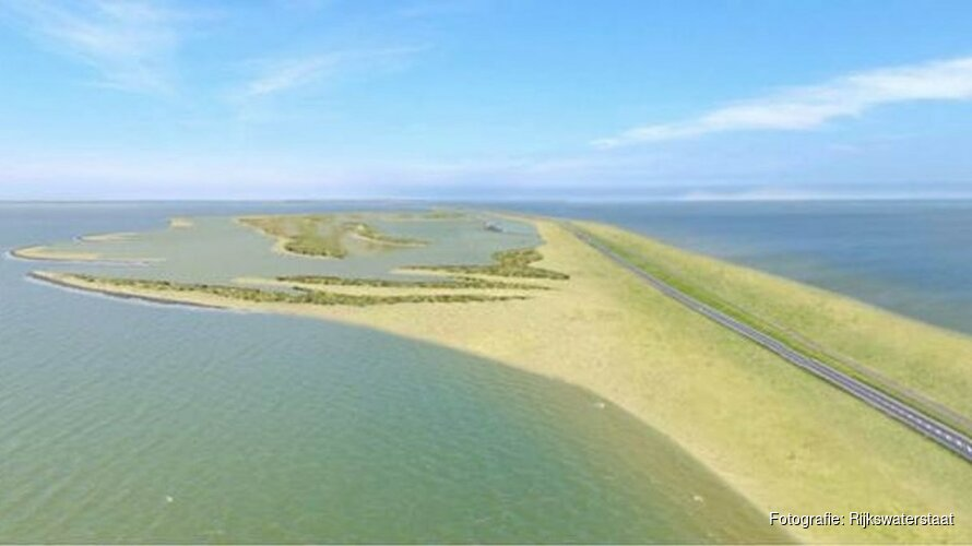 """Trintelzand wordt nieuw natuurgebied Markermeer: """"Een prachtplek voor waternatuur"""""""