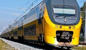 NS: Minder zwartrijders in de trein