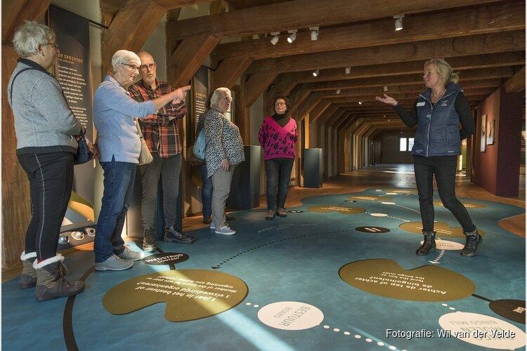 Binnenmuseum start nieuwe jaar met muzikaal en interactief programma