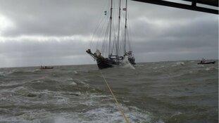 Vrijwilligers reddingsstation Enkhuizen hebben 113 mensen in nood gered