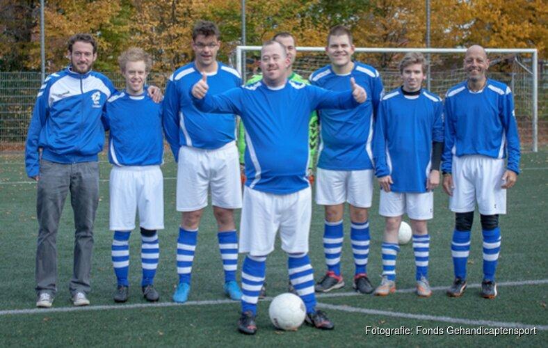 Landelijke actieweek Fonds Gehandicaptensport