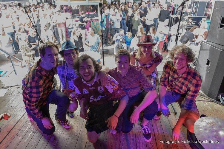 "Energieke muziekmiddag met ""DE BENDE"" (van Éliënde) op zondag 31 maart in Oosterleek!"