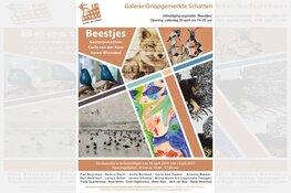 Expositie: 'Beestjes' bij  galerie Onopgemerkte Schatten