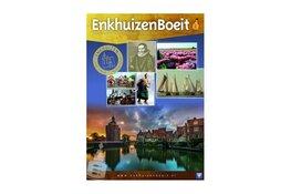 Enkhuizen Boeit 2019, een magazine met een gouden randje!
