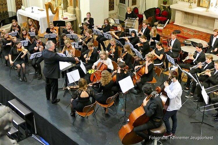 Familieconcert Kennemer Jeugd Orkest in de Zuiderkerk in Enkhuizen